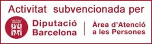 Activitat subvencionada per Diputació BCN